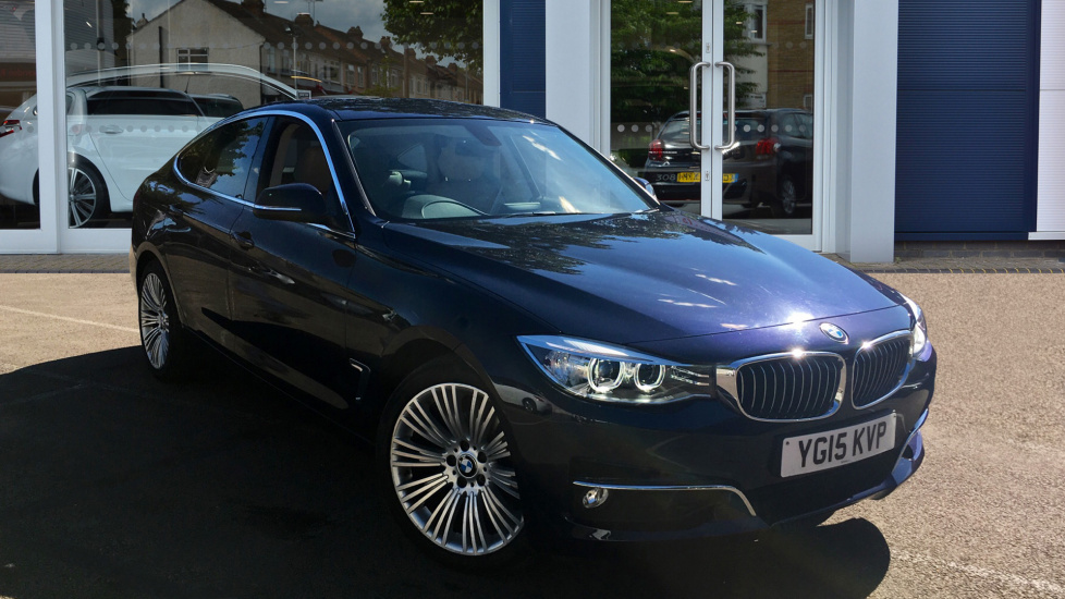 Used BMW 3 SERIES GRAN TURISMO Hatchback 2.0 320d Luxury GT (s/s) 5dr