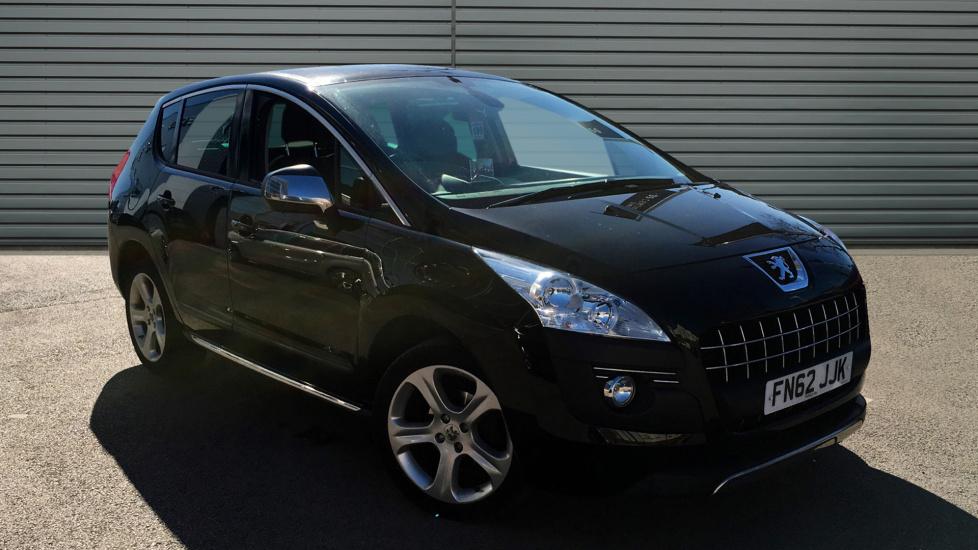 Used Peugeot 3008 SUV 1.6 HDi FAP Allure 5dr