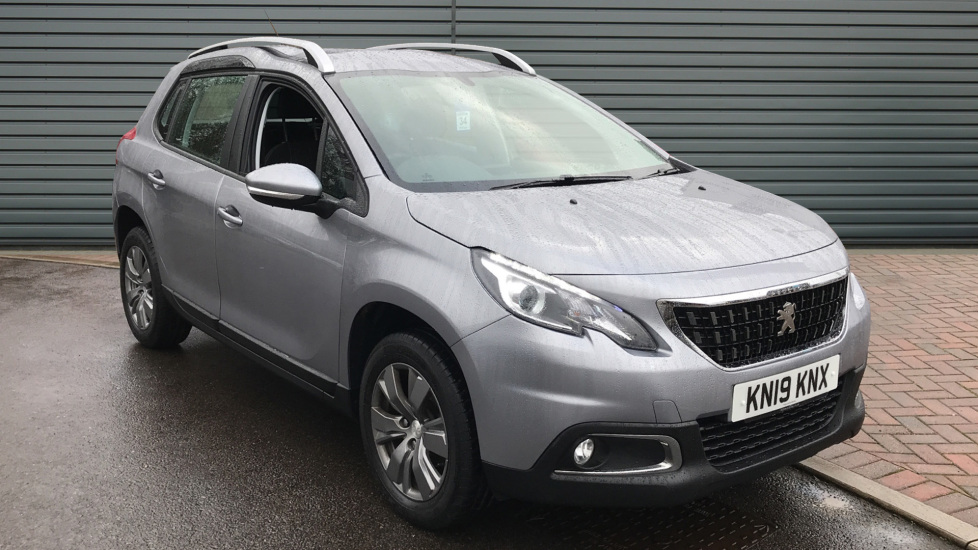 Used Peugeot 2008 SUV 1.2 PureTech Active (s/s) 5dr