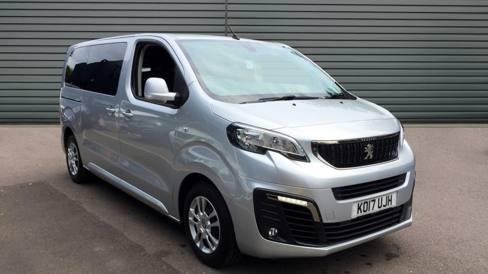 Used Peugeot TRAVELLER MPV 1.6 BlueHDi Business (s/s) 5dr (Standard, 8 seats)