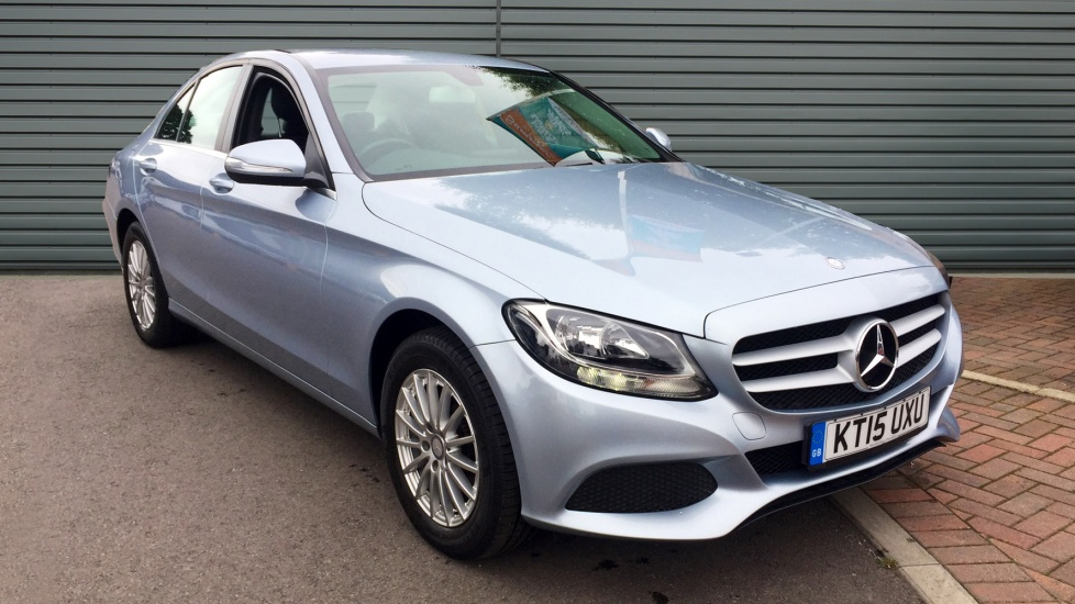 Used Mercedes-benz C CLASS Saloon 2.0 C200 SE Executive 7G-Tronic Plus 4dr (start/stop)