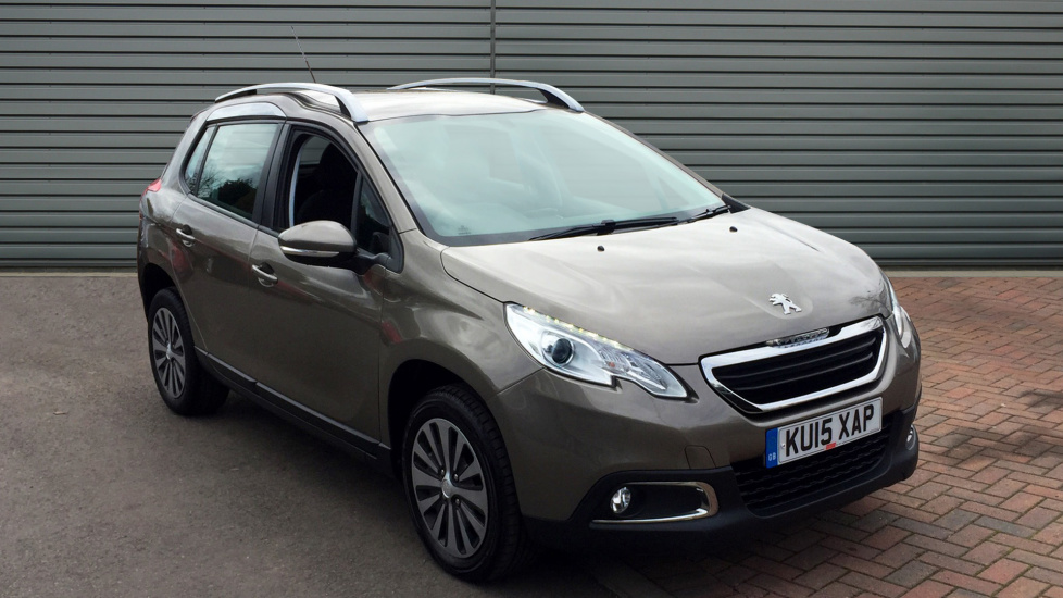 Used Peugeot 2008 SUV 1.6 e-HDi Active EGC (s/s) 5dr