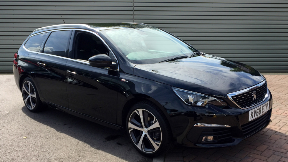 Used Peugeot 308 SW Estate 1.5 BlueHDi GT Line (s/s) 5dr