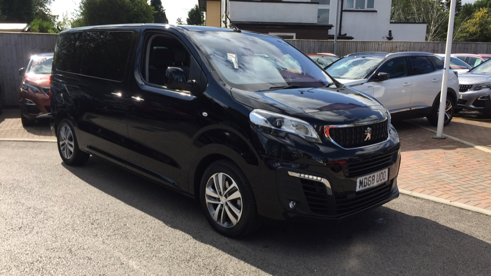 Used Peugeot TRAVELLER MPV 2.0 BlueHDi Allure EAT8 (s/s) 5dr (Standard)