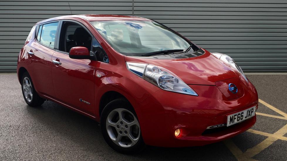 Used Nissan LEAF Hatchback (24kWh) Acenta 5dr