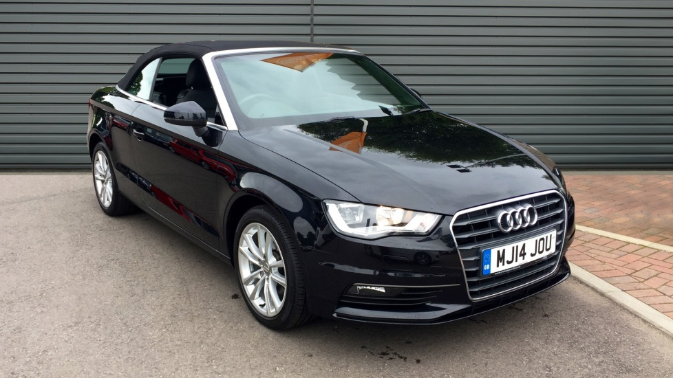 Used Audi A3 CABRIOLET Convertible 2.0 TDI SE Cabriolet 2dr