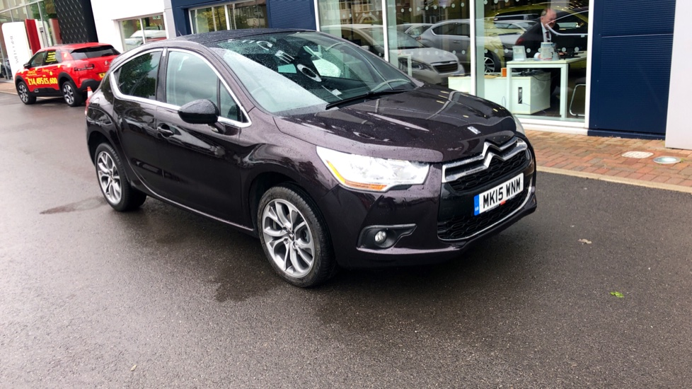 Used Citroen DS 4 Hatchback 1.6 e-HDi DStyle 5dr (Nav)