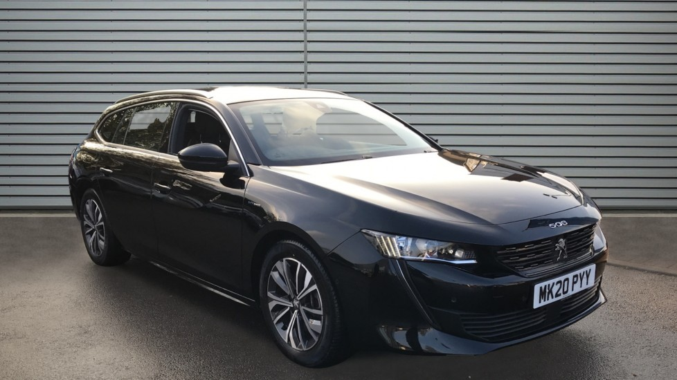Used Peugeot 508 SW Estate 1.6 11.8kWh Allure EAT (s/s) 5dr