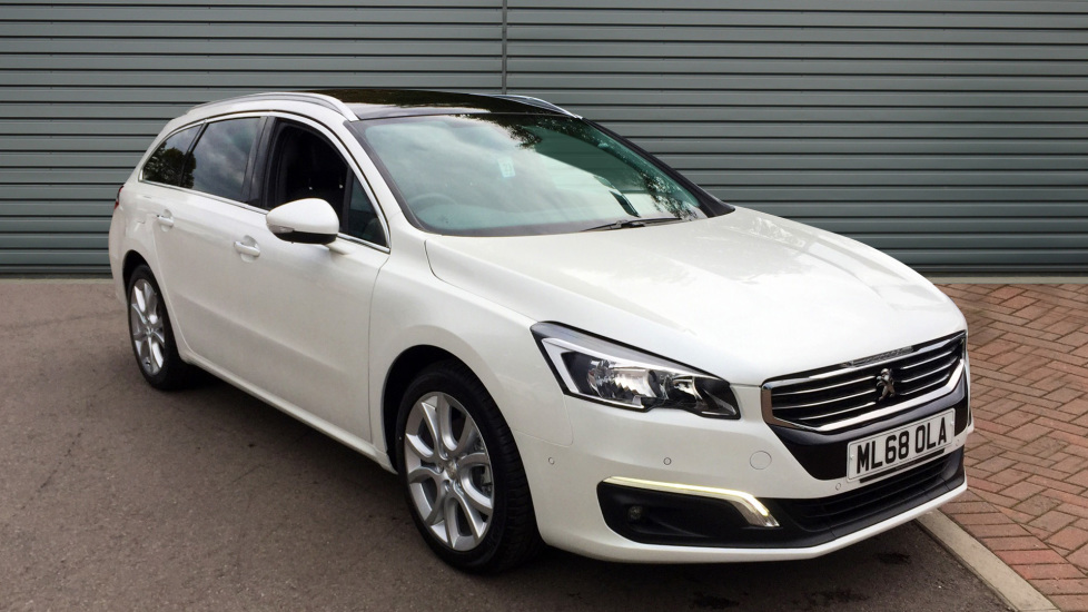 Used Peugeot 508 SW Estate 2.0 BlueHDi Allure (s/s) 5dr