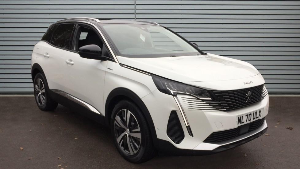 Used Peugeot 3008 SUV SUV 1.6 13.2kWh Allure Premium e-EAT (s/s) 5dr