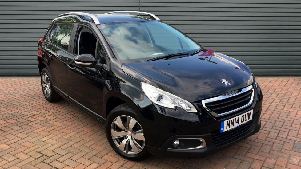 Used Peugeot 2008 SUV 1.6 e-HDi Active 5dr (start/stop)