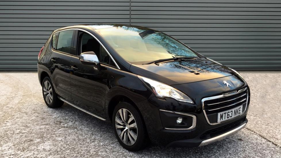 Used Peugeot 3008 SUV 1.6 e-HDi FAP Active EGC 5dr