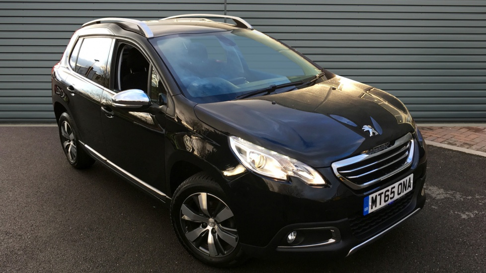 Used Peugeot 2008 SUV 1.6 BlueHDi Allure 5dr (start/stop)