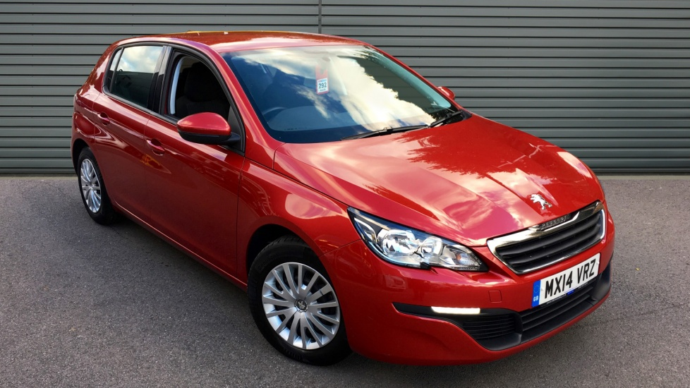Used Peugeot 308 Hatchback 1.6 THP Access 5dr