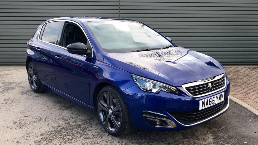 Used Peugeot 308 Hatchback 2.0 BlueHDi GT Line EAT6 (s/s) 5dr