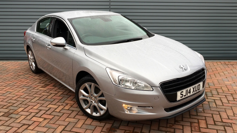 Used Peugeot 508 Saloon 1.6 HDi FAP Active 4dr (Nav)