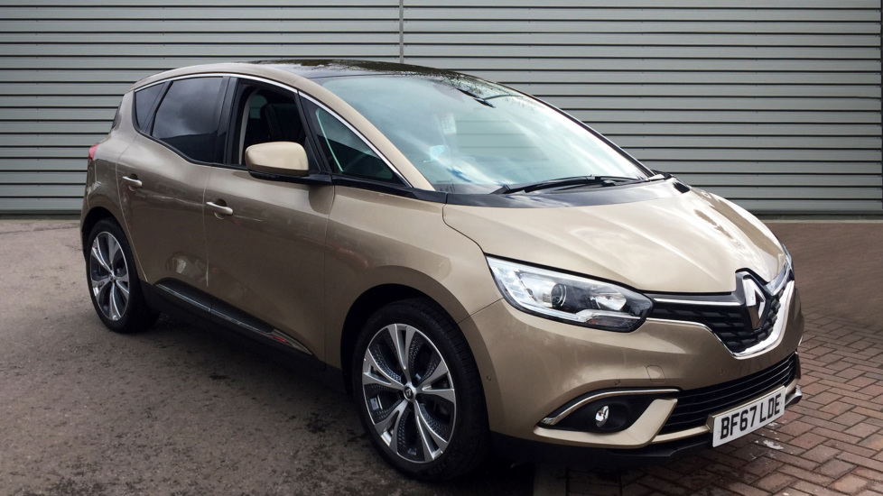 Used Renault SCENIC MPV 1.5 dCi ENERGY Dynamique S Nav (s/s) 5dr