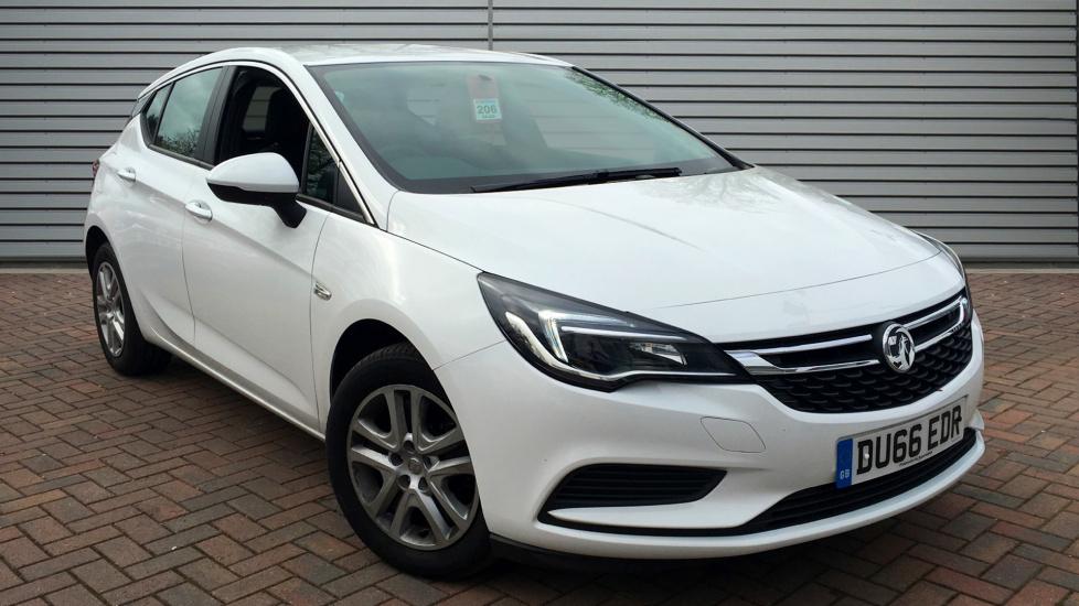 Used Vauxhall ASTRA Hatchback 1.0 i Turbo ecoFLEX Tech Line Hatchback 5dr (start/stop)