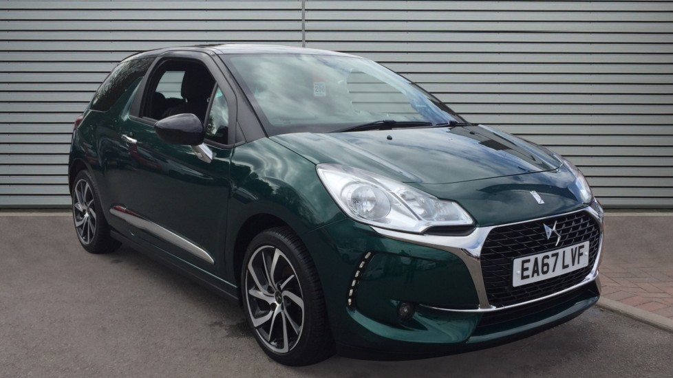 Used DS Automobiles DS 3 Hatchback 1.2 PureTech Connected Chic 3dr