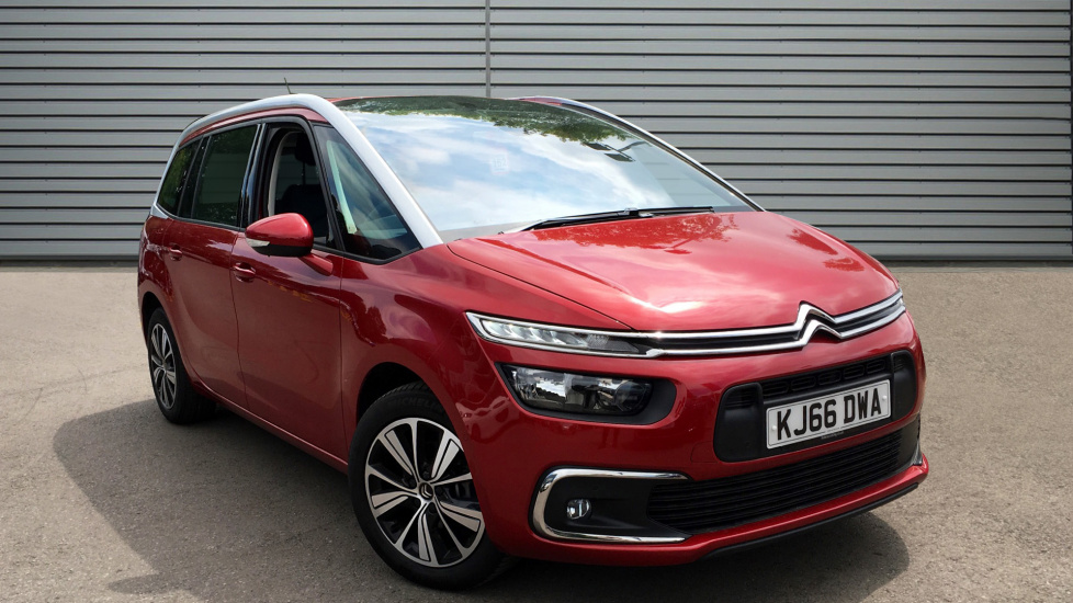 Used Citroen GRAND C4 PICASSO MPV 1.6 BlueHDi Feel (s/s) 5dr