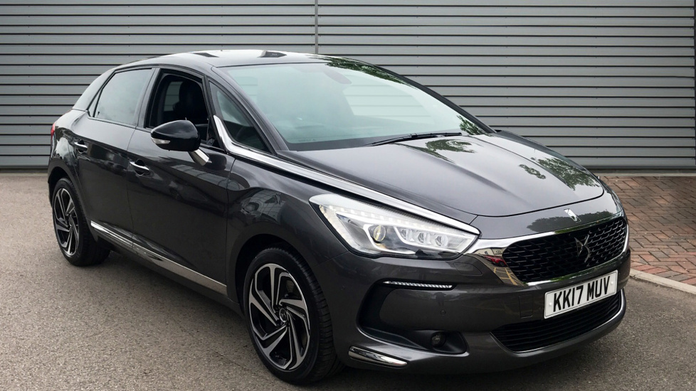 Used DS 5 Hatchback 2.0 BlueHDi Prestige EAT6 5dr