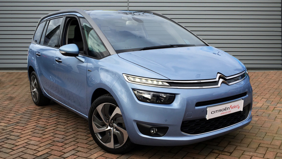 Used Citroen GRAND C4 PICASSO MPV 2.0 BlueHDi Exclusive+ EAT6 5dr (start/stop)