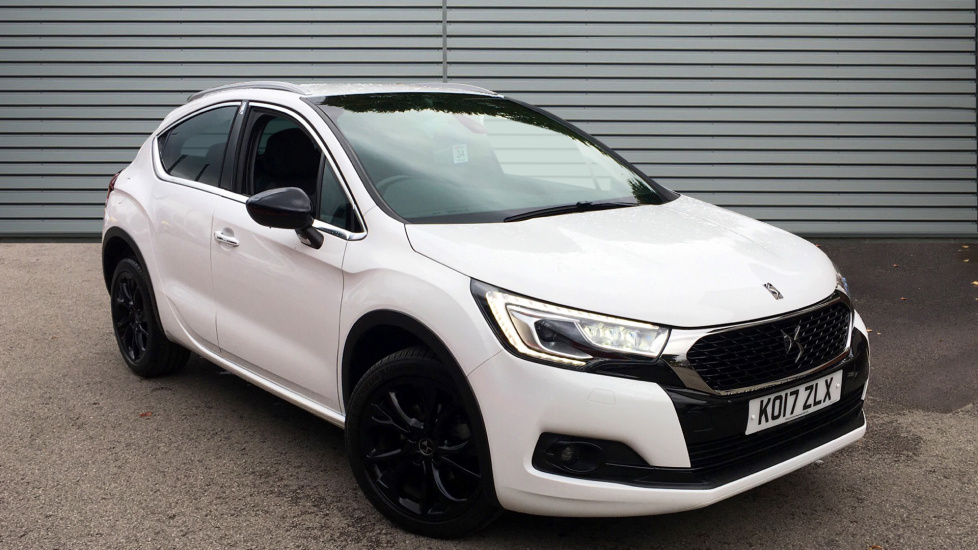 Used DS 4 CROSSBACK Hatchback 1.6 BlueHDi (s/s) 5dr