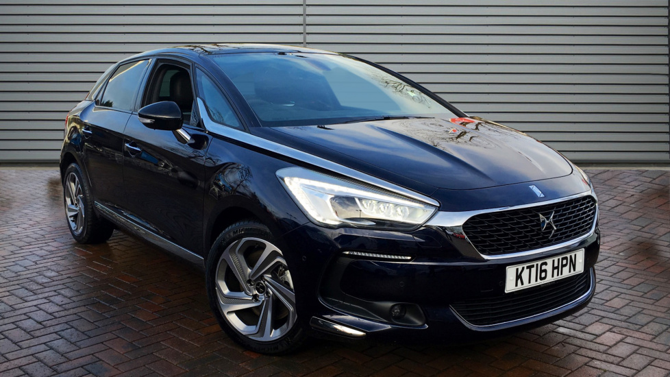 Used DS 5 Hatchback 2.0 BlueHDi Prestige 5dr (start/stop)