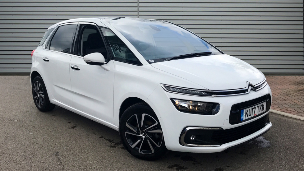 Used Citroen C4 PICASSO MPV 1.6 BlueHDi Flair (s/s) 5dr