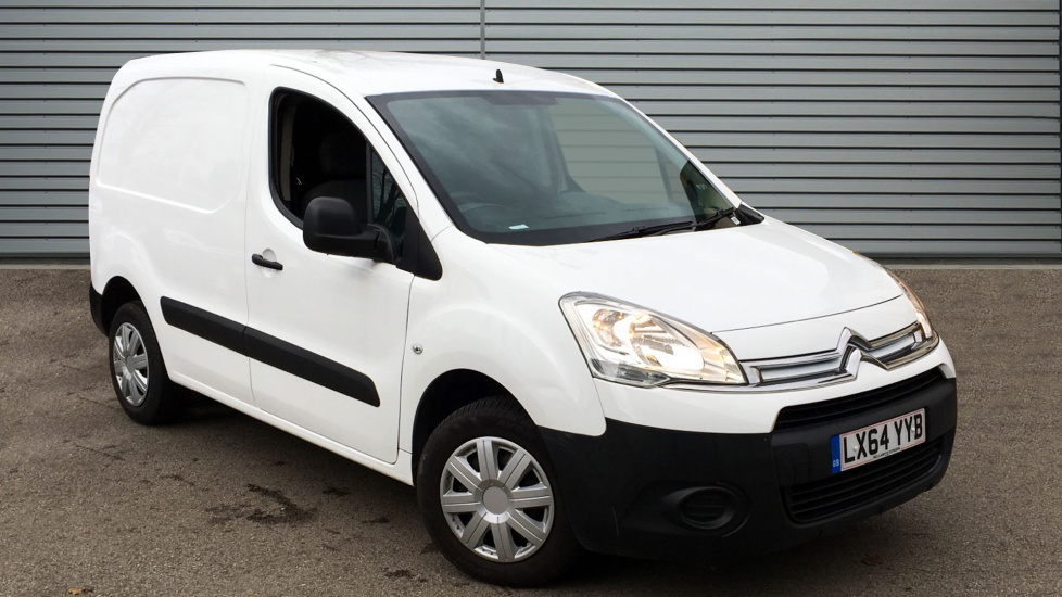 Used Citroen BERLINGO Panel Van 1.6 HDi L1 850 Enterprise Special Edition Panel Van 5dr