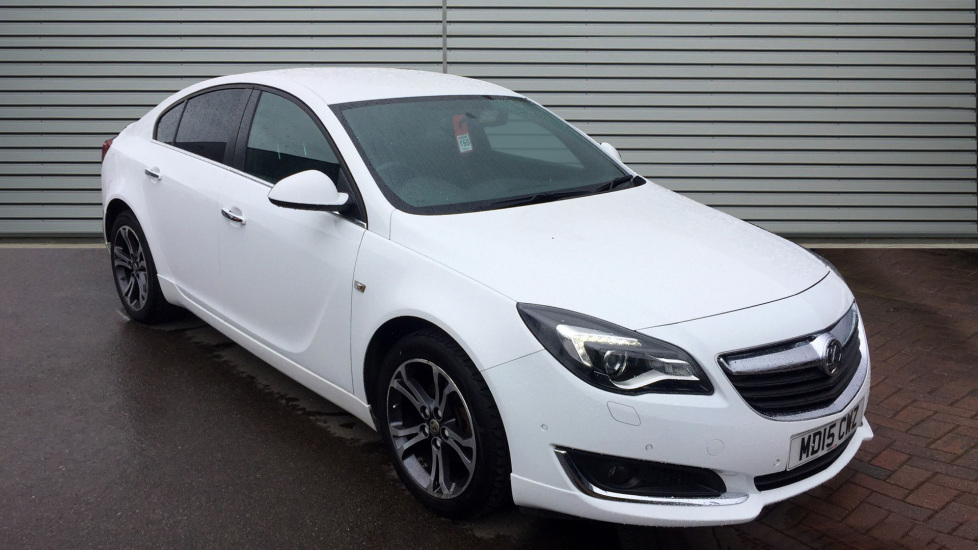 Used Vauxhall INSIGNIA Hatchback 1.4 i Limited Edition (s/s) 5dr