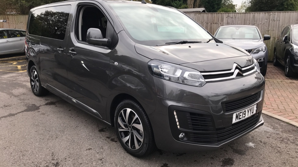 Used Citroen SPACETOURER MPV {Edition unlisted}