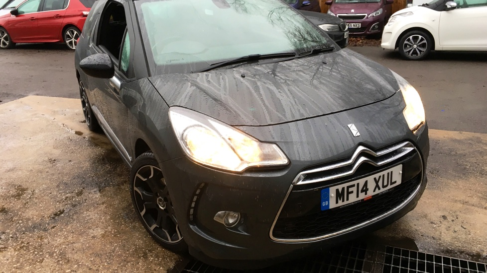 Used Citroen DS 3 Hatchback 1.6 e-HDi DStyle Plus 3dr