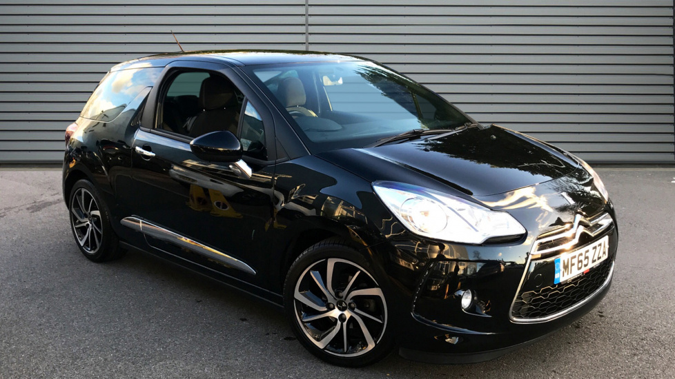 Used DS 3 Hatchback 1.6 BlueHDi DStyle Nav (s/s) 3dr