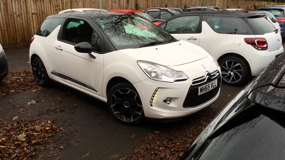 Used DS 3 Hatchback 1.2 PureTech DStyle (s/s) 3dr