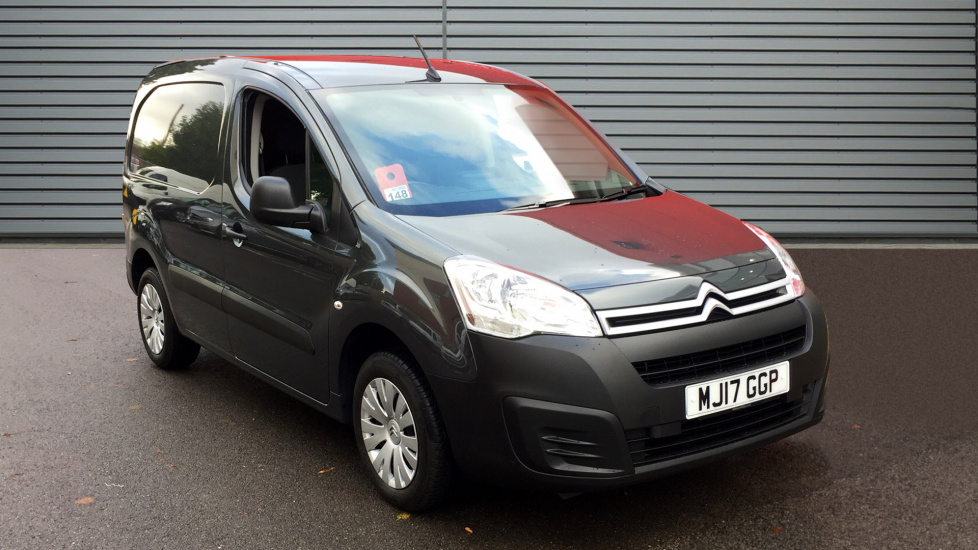 Used Citroen BERLINGO Panel Van 1.6 BlueHDi L1 850 Enterprise Panel Van 5dr (EU6)