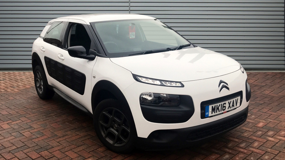 Used Citroen C4 CACTUS Hatchback 1.6 BlueHDi Feel (s/s) 5dr