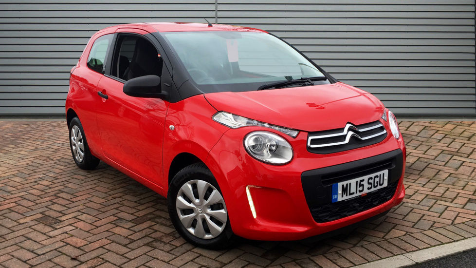Used Citroen C1 Hatchback 1.0 VTi Touch 3dr