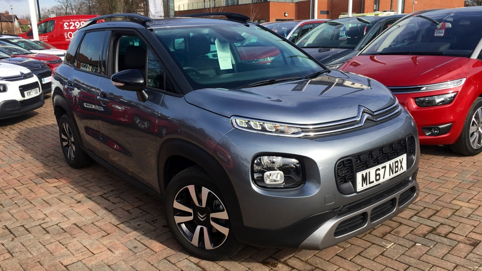 Used Citroen C3 AIRCROSS SUV 1.6 BlueHDi Feel (s/s) 5dr