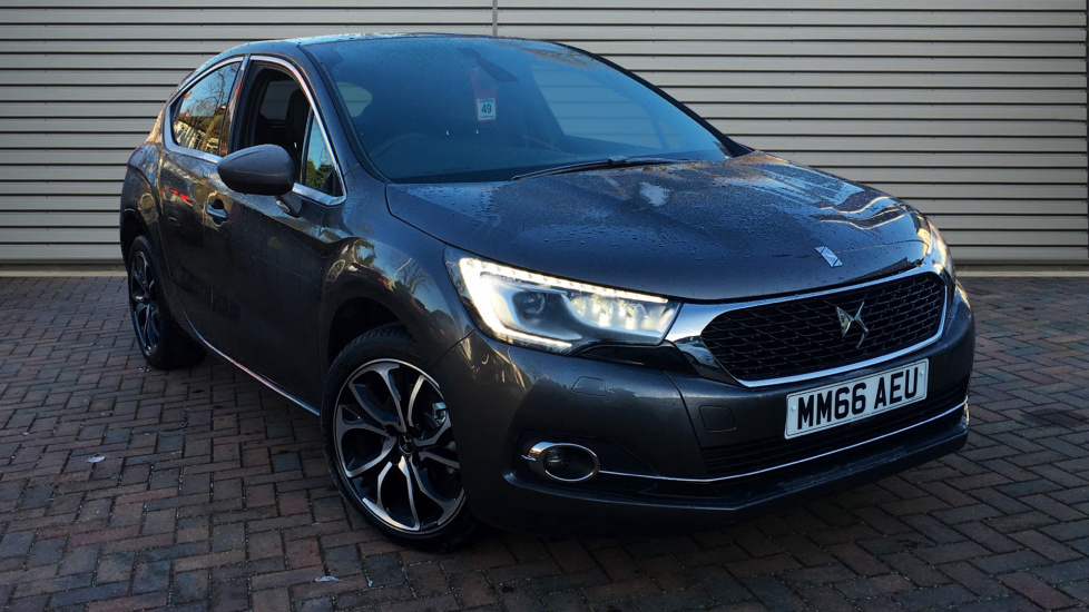 Used DS 4 Hatchback 1.6 THP Prestige EAT6 5dr (start/stop)