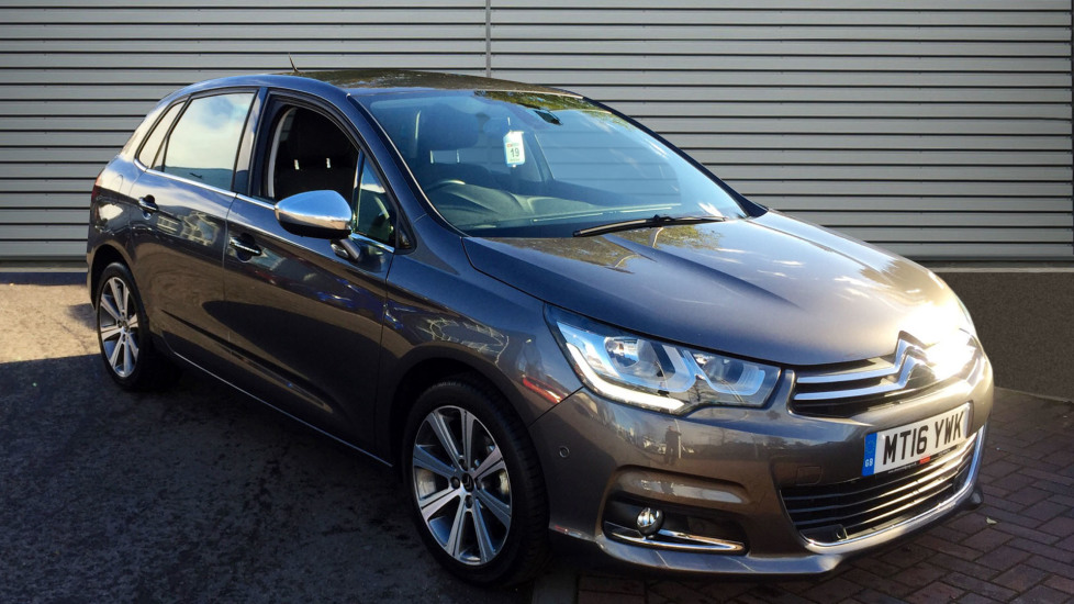 Used Citroen C4 Hatchback 1.2 PureTech Flair EAT6 (s/s) 5dr