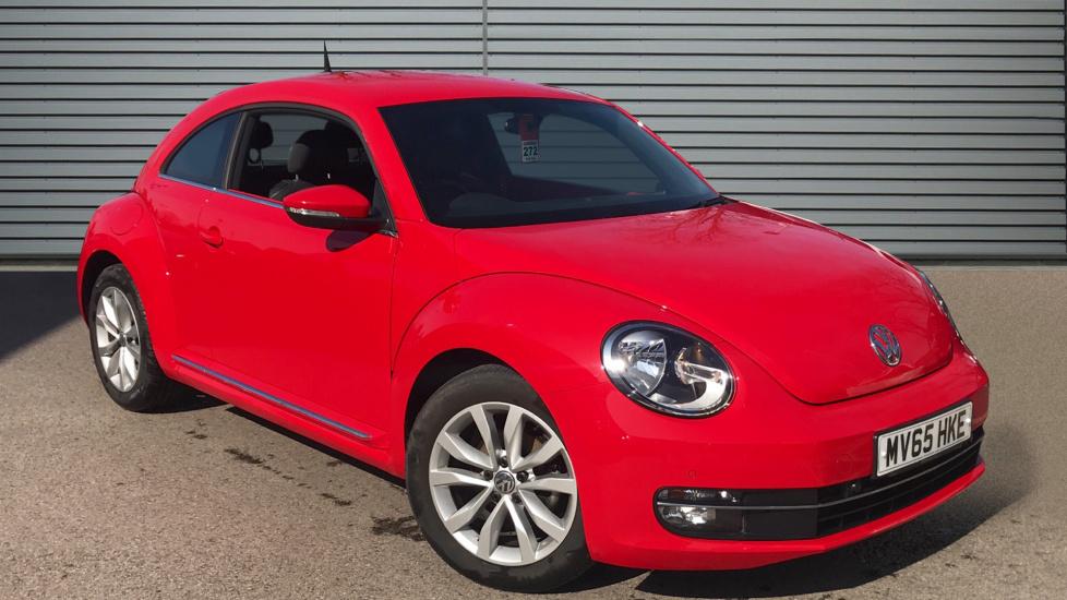 Used Volkswagen BEETLE Hatchback 1.2 TSI BlueMotion Tech Design DSG (s/s) 3dr