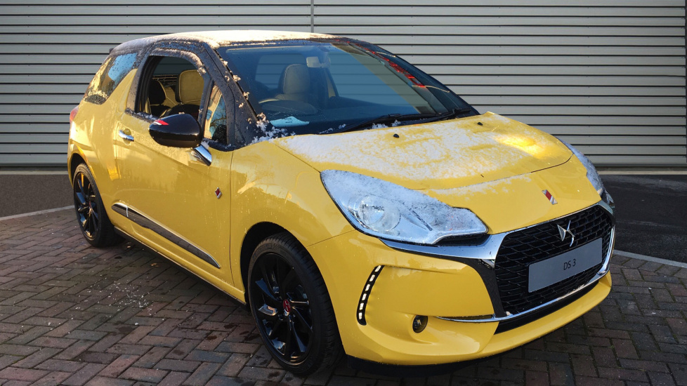 Used DS 3 Hatchback 1.6 BlueHDi Performance Line (s/s) 3dr