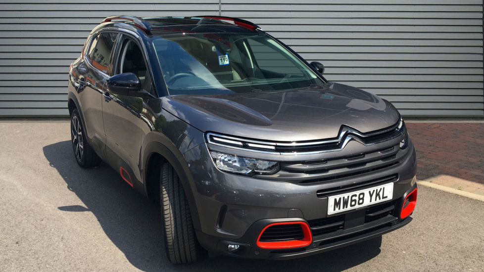 Used Citroen C5 AIRCROSS SUV 1.6 PureTech Flair Plus EAT8 (s/s) 5dr