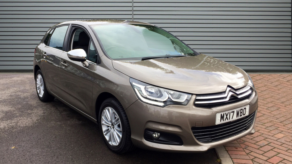 Used Citroen C4 Hatchback 1.6 BlueHDi Flair 5dr