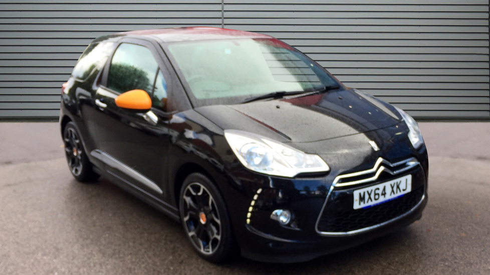 Used Citroen DS3 Hatchback 1.2 VTi DSign By Benefit 3dr
