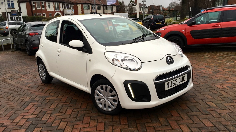 Used Citroen C1 Hatchback 1.0 i VTR 5dr
