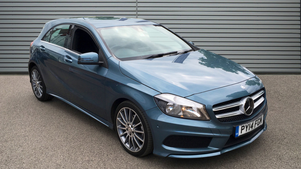 Used Mercedes-benz A CLASS Hatchback 1.8 A200 CDI AMG Sport 7G-DCT 5dr