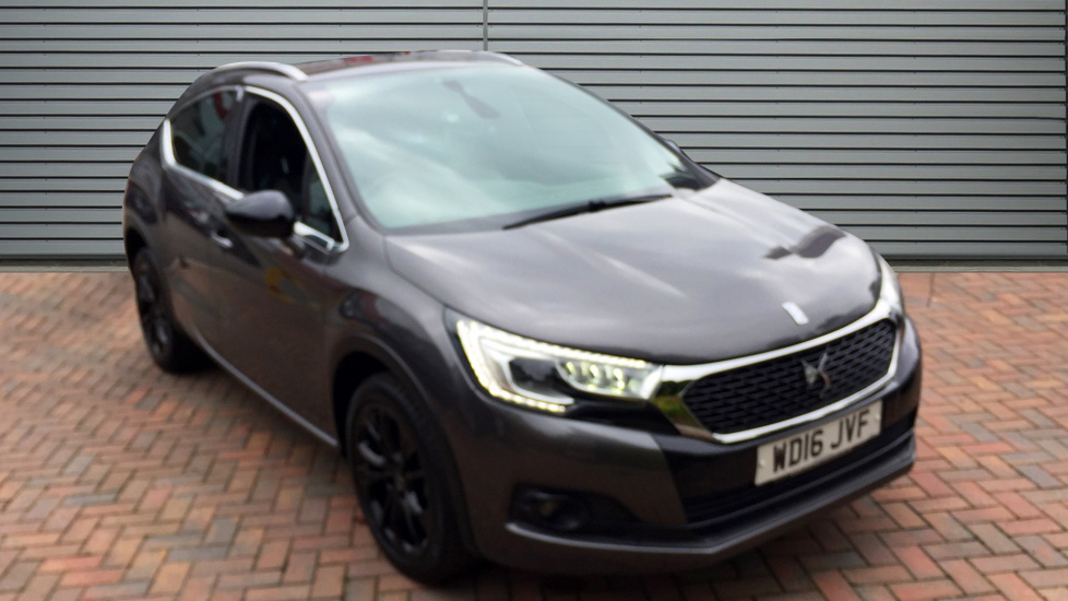 Used DS 4 Hatchback 1.6 BlueHDi Crossback 5dr (start/stop)