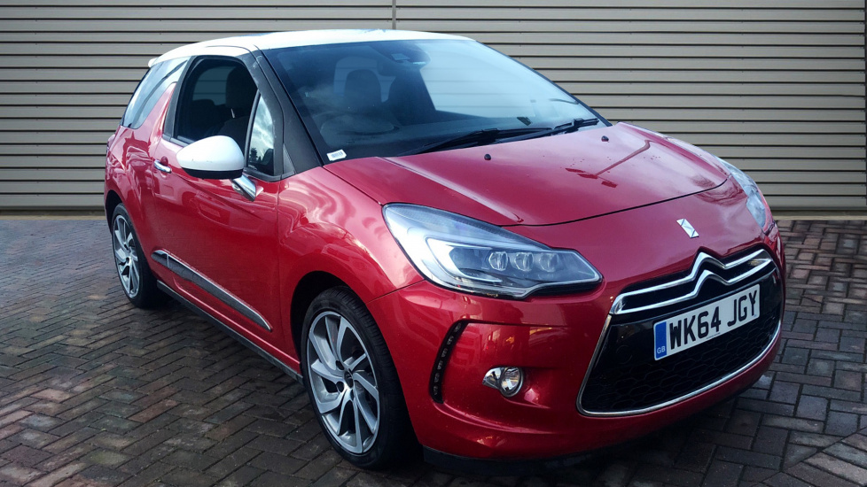Used Citroen DS3 Hatchback 1.6 THP DStyle 3dr